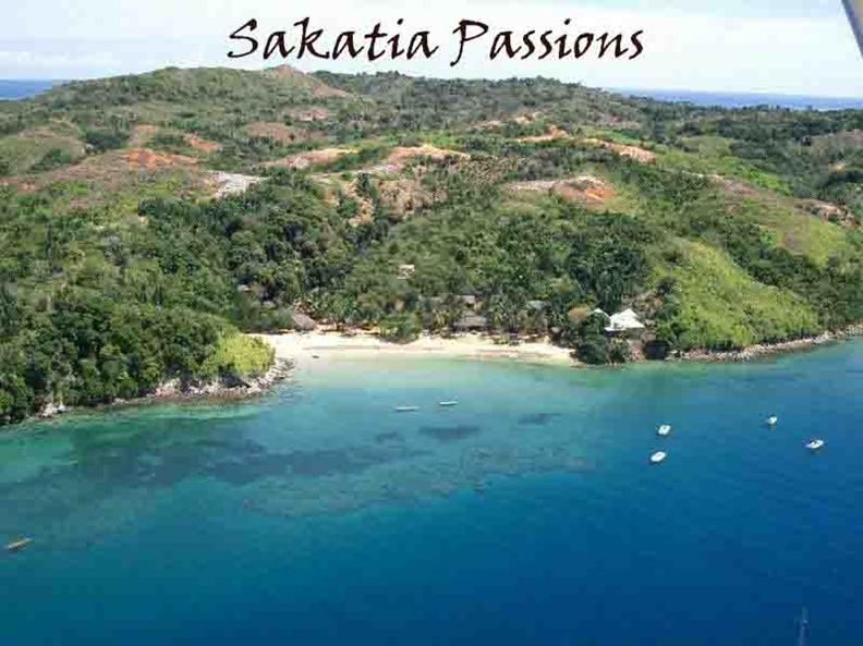 sakatia passions nosy be peche plongee hotel excursions